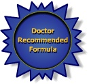 Doctor Recommended Formula!